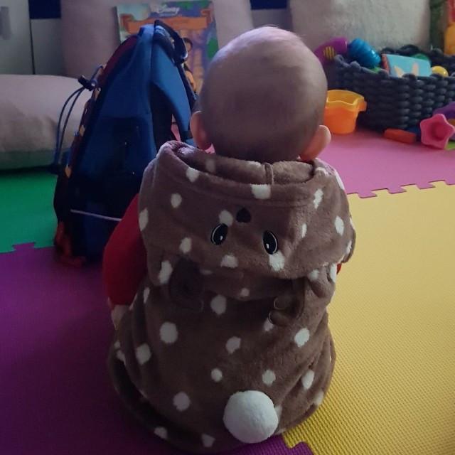 baba táskával