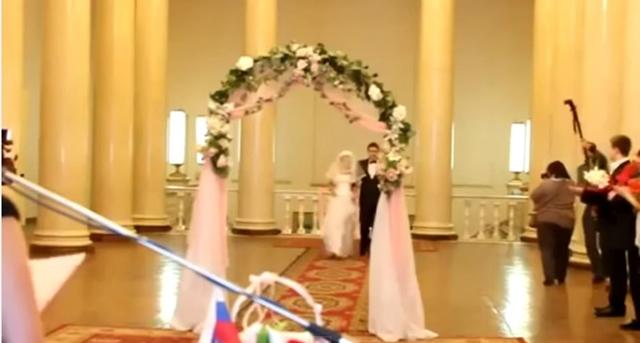 Esküvői szex videó