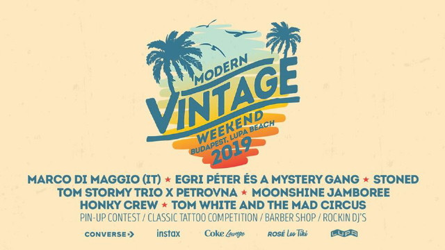 Mondern Vintage Weekend - Lupa Beach
