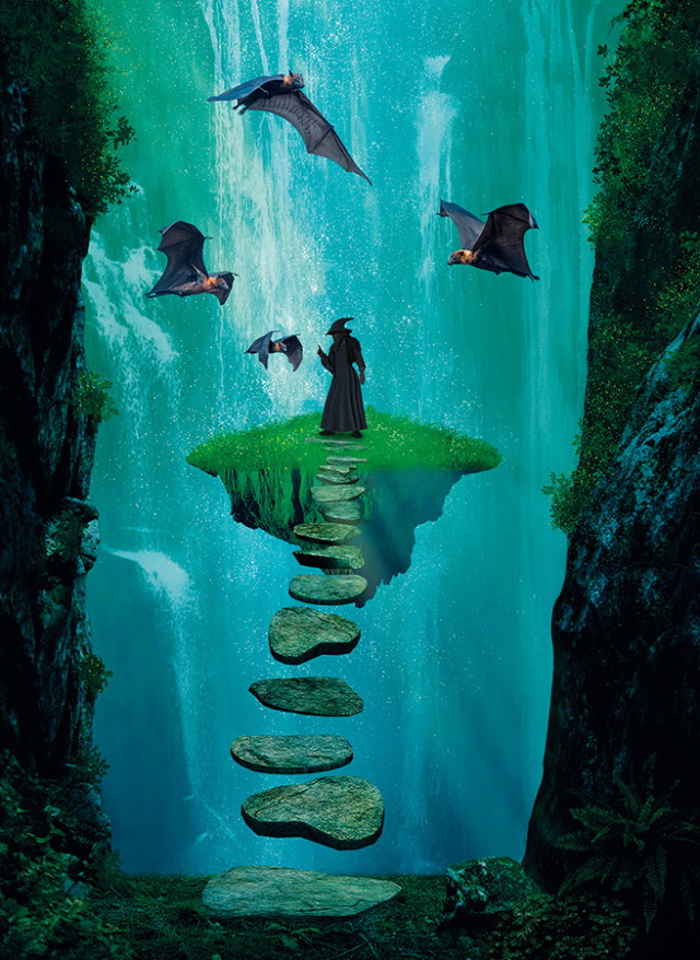 Elvarázsolt Sziget - Képzeletbeli utazás