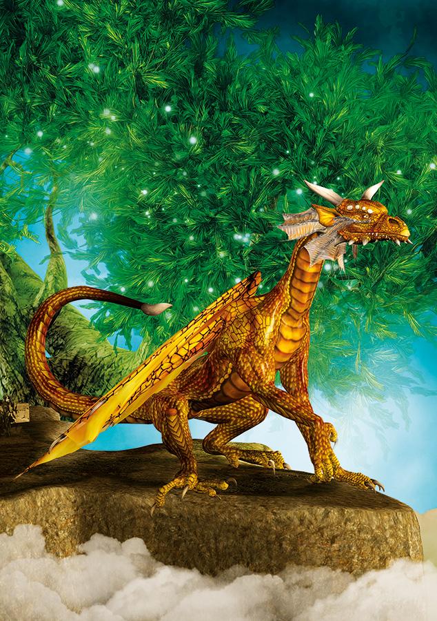 VARÁZSLÉNYEK - Mesebeli küldetés - legendás lények