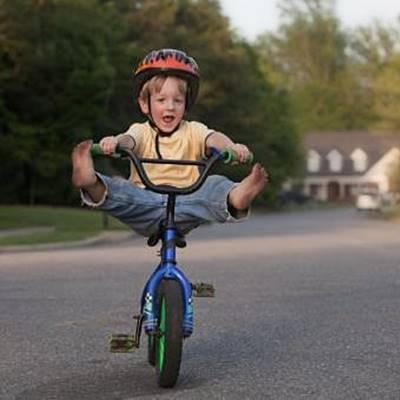 Magabiztos kerékpáros tudás