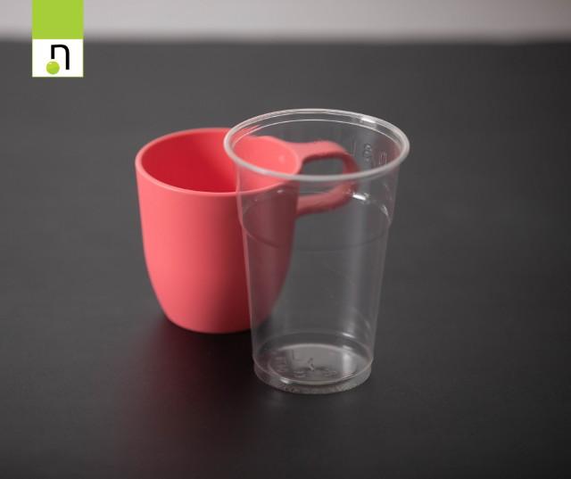PLA műanyag poharak