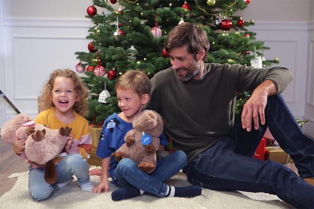 Auchan karácsonyi kampány - Julia és Julio