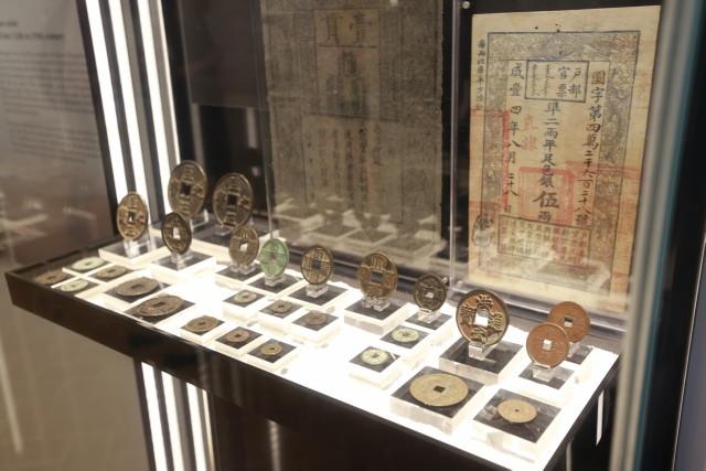 A Dinamikus Sanghaj - Az érmék útja