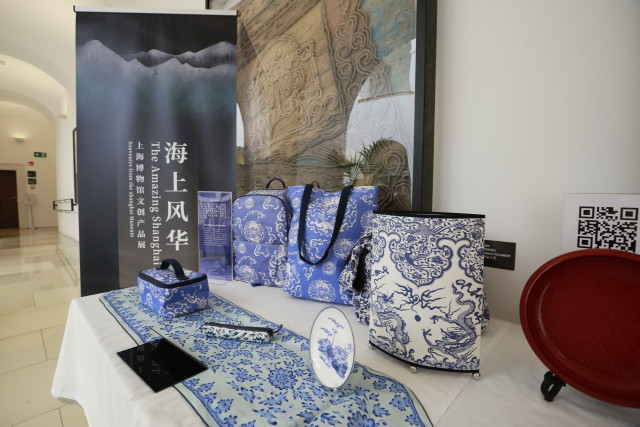 A Dinamikus Sanghaj - Sanghaj eleganciája