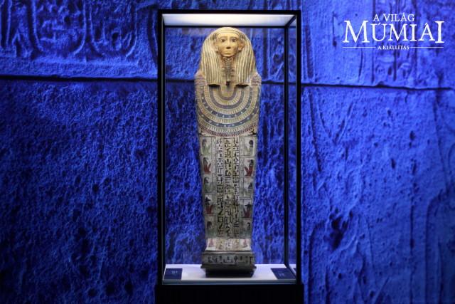 A Világ Múmiái Kiállítás