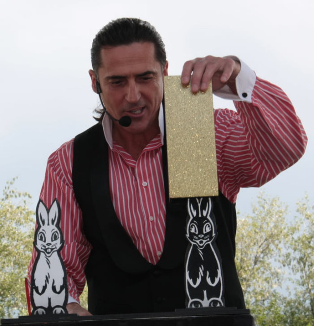 A varázslat mesterei - Nagy Molnár Dávid