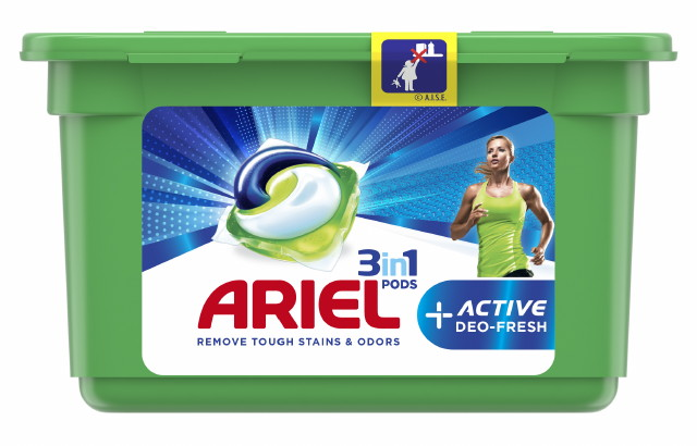 Ariel Active Deo-Fresh