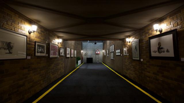 The Art of Bansky kiállítás (Melbourne)