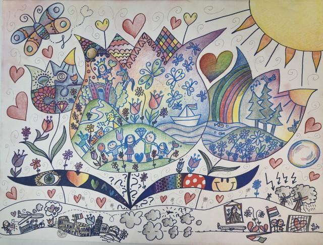 Autizmus Világnapja - Tulipános Kert