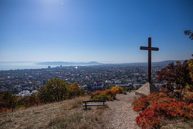 Balatonfüred - Jókai kilátó