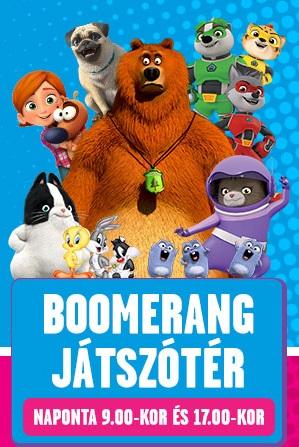 Boomerang Játszótér