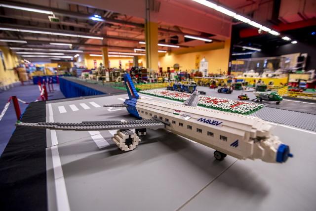 Campona KockaPark - Repülőgép
