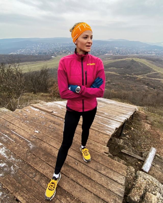 Debreczeni Dóra - terepfutó edző, életmód tanácsadó