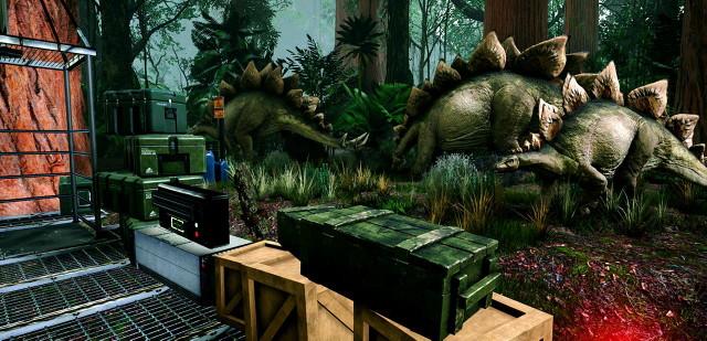 DinoSafari a KÖKI Terminálban
