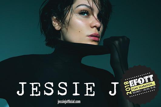 EFOTT 2018 Jessie J