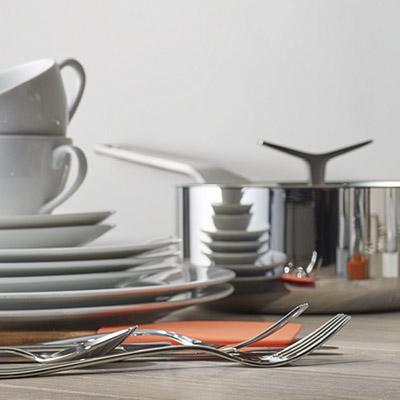 Bosch PerfectDry - Csillogó edények