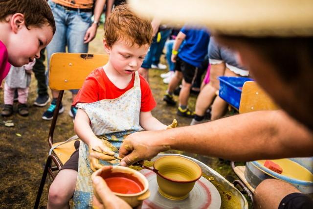 Generali Gyerek Sziget 2019 - Kézműves foglalkozás