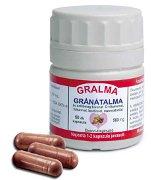 Gralma - Gránátalma étrendkiegészítő kapszula