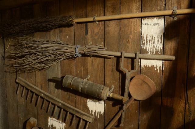 Harry Potter nyomában szabadulószoba - Seprű