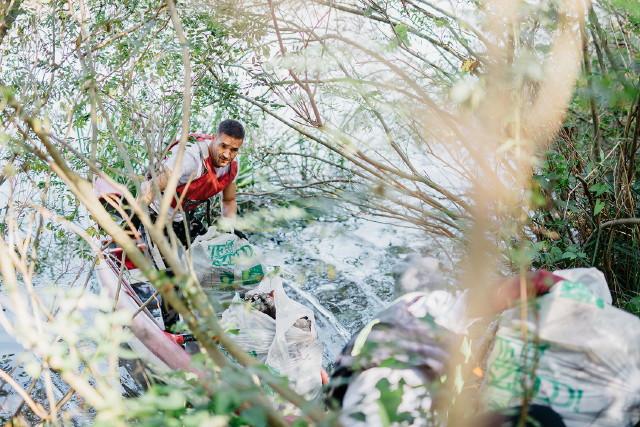Tisza-tó megtisztítása