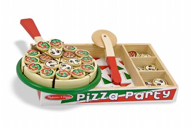 Melissa & Doug játékok - Pizza Party