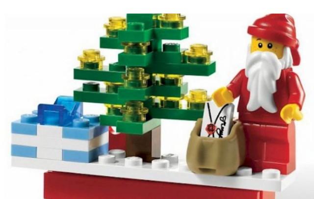 Kockapark - Lego Karácsony