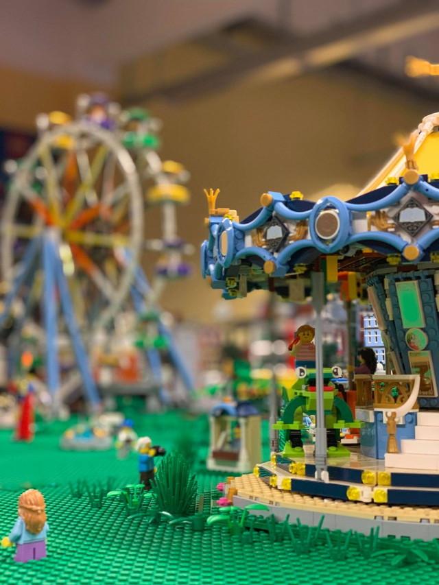LEGO Vidámpark - körhinta
