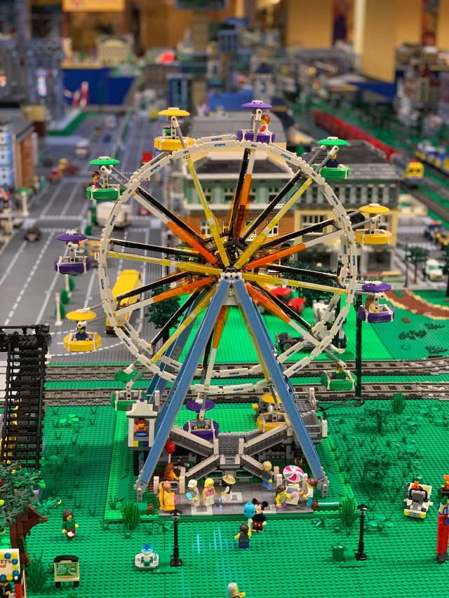 LEGO Vidámpark - óriáskerék