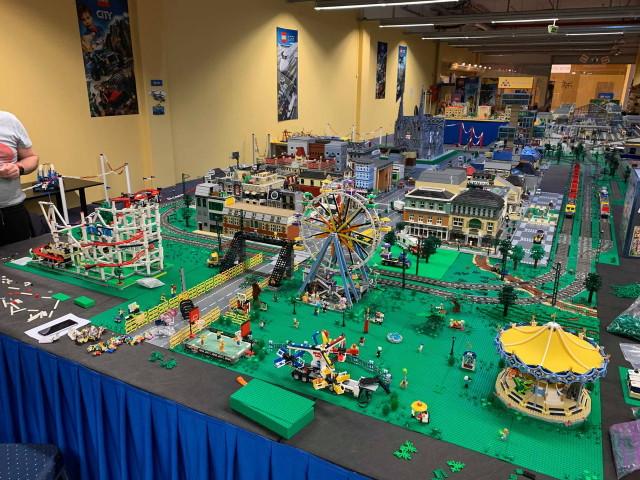 LEGO Vidámpark - terepasztal