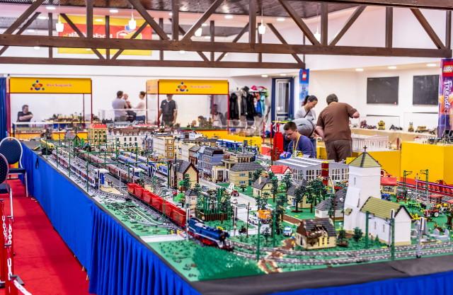 Lego csapatépítés