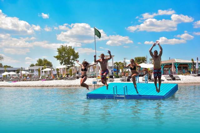 Lupa-tó - Beach Sport