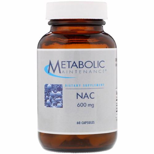 Metabolic NAC