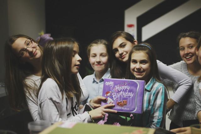 MindCrime szabadulószoba születésnapi zsúr