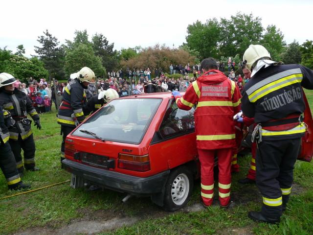 Óbuda Napja 2017 - Katasztrófavédelmi bemutató