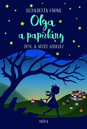 Olga, a papírlány 2. - Jum, a sötét szerzet