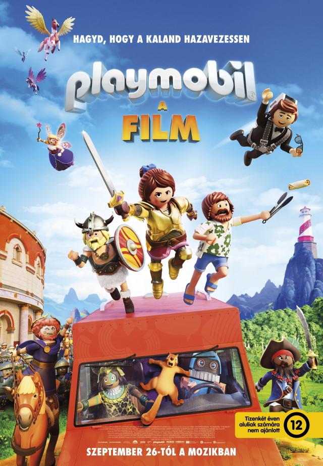 Playmobil: A film - plakát