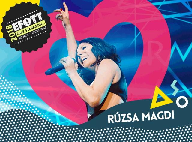 EFOTT 2018 - Rúzsa Magdi