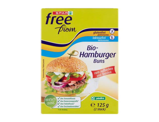 Spar hamburger zsemle