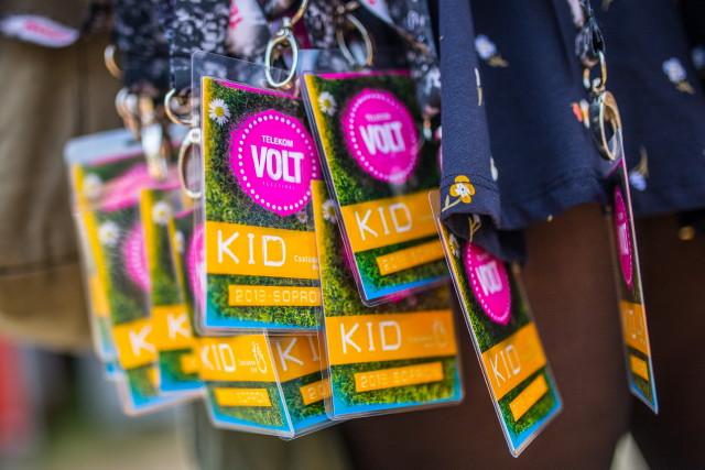 Telekom VOLT Fesztivál - gyerekbelépő