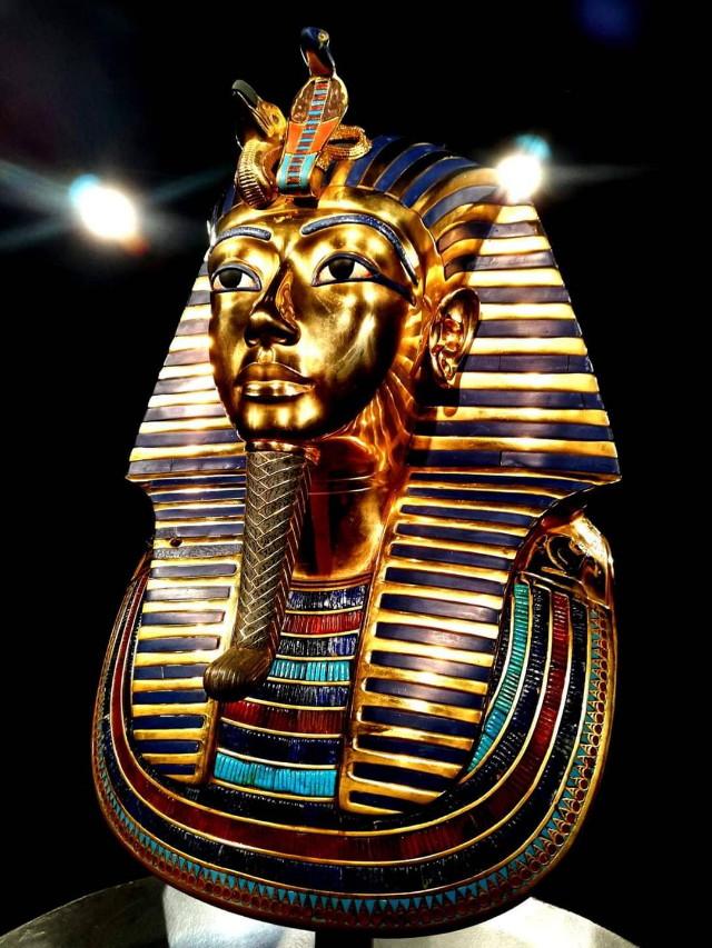Tutanhamon halotti maszkja