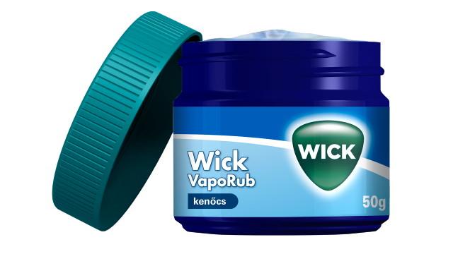 Wick VapoRub kenőcs