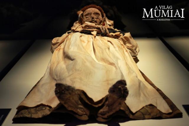 A Világ Múmiái - A kiállítás