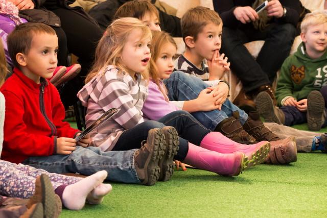 Advent Budapesten - Gyerek programok