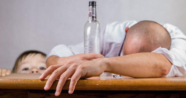 Alkoholista a családban