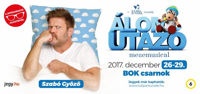 Álomutazó plakát - Szabó Győző