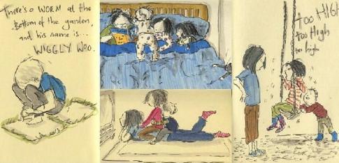 Angie Stevens rajzolt képei