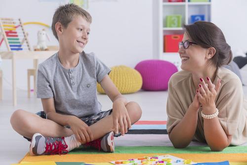 Autizmus terápia