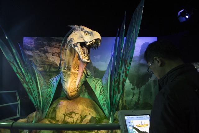 Avatar: Discover Pandora kiállítás